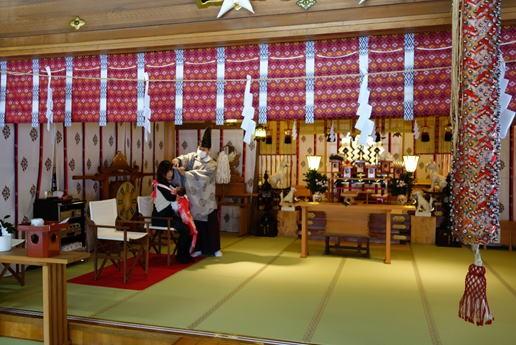 もりおかかいうん神社(榊山稲荷神社)の店舗画像3