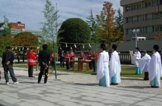 印章焼納祭