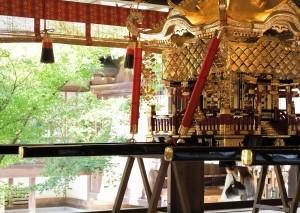 琴崎八幡宮 神輿