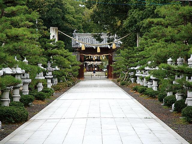讃岐國一宮 田村神社の店舗画像2
