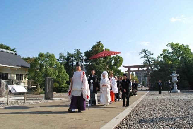 福井県護国神社の店舗画像2