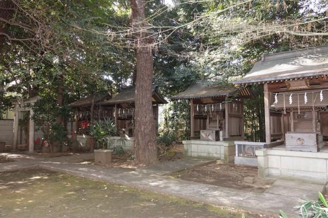 下高井戸 浜田山 八幡神社の店舗画像2