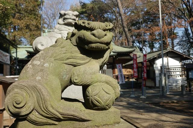 下高井戸 浜田山 八幡神社の店舗画像3