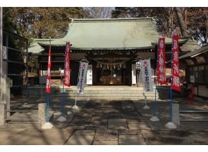 下高井戸 浜田山 八幡神社