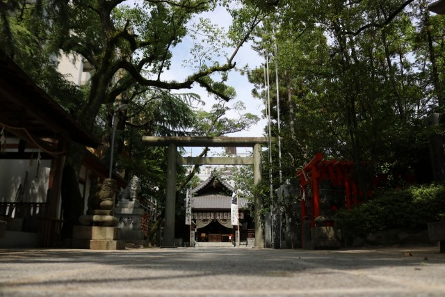空鞘稲生神社の店舗画像1