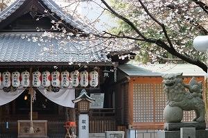 空鞘稲生神社のサムネイル