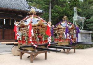 草津八幡宮のサムネイル