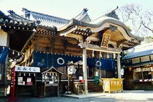 津峯神社のサムネイル