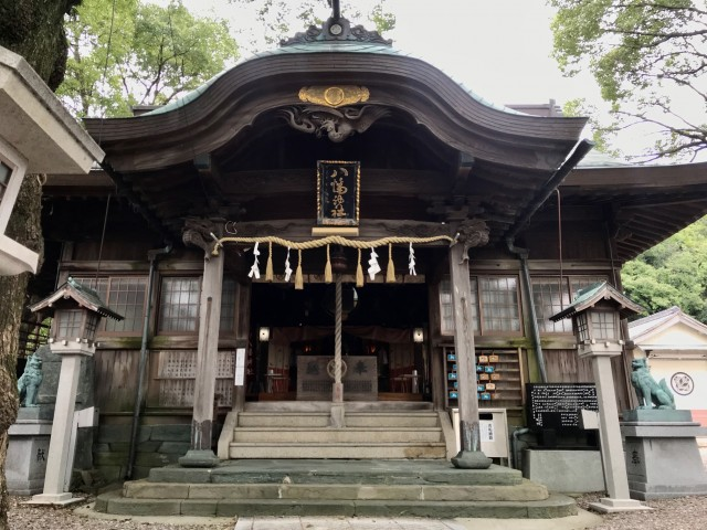 津田八幡神社の店舗画像3