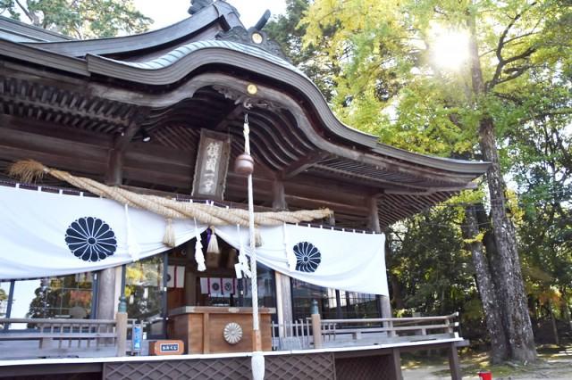 西寒多神社の店舗画像2