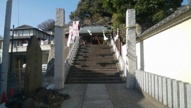 横浜水天宮・太田杉山神社の店舗画像1
