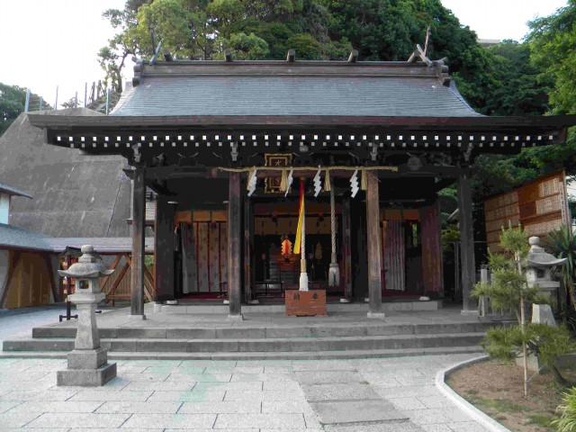 横浜水天宮・太田杉山神社の店舗画像2