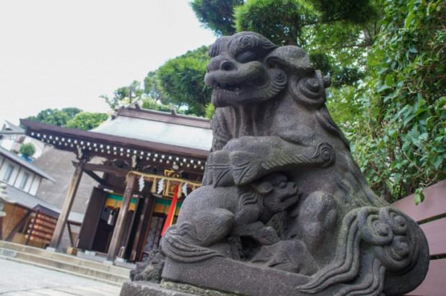 横浜水天宮・太田杉山神社の店舗画像3