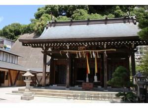横浜水天宮・太田杉山神社